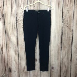 Pants - Calvin Klein Blue VISCOSE Skinny Jeggings Size 8